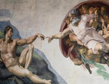 création d'Adam