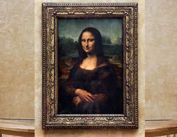 Léonard de Vinci « Mona Lisa